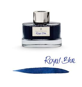 Graf-von-Faber-Castell - Tintenglas Royal Blue, 75ml
