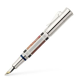Graf-von-Faber-Castell - Füllfederhalter Pen of the year 2014 Platiniert