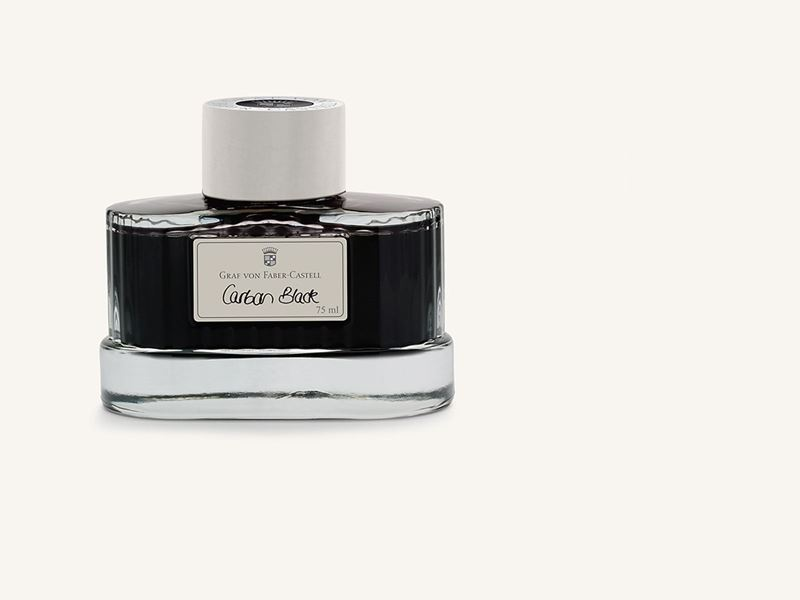 INK BOTTLE BLACK - Graf von Faber-Castell