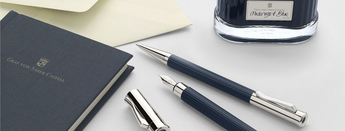 Graf von Faber-Castell - Tamitio nightblue fountain pen